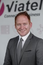 Damien McCann, Director of Enterprise and Marketing, Viatel, Ireland.